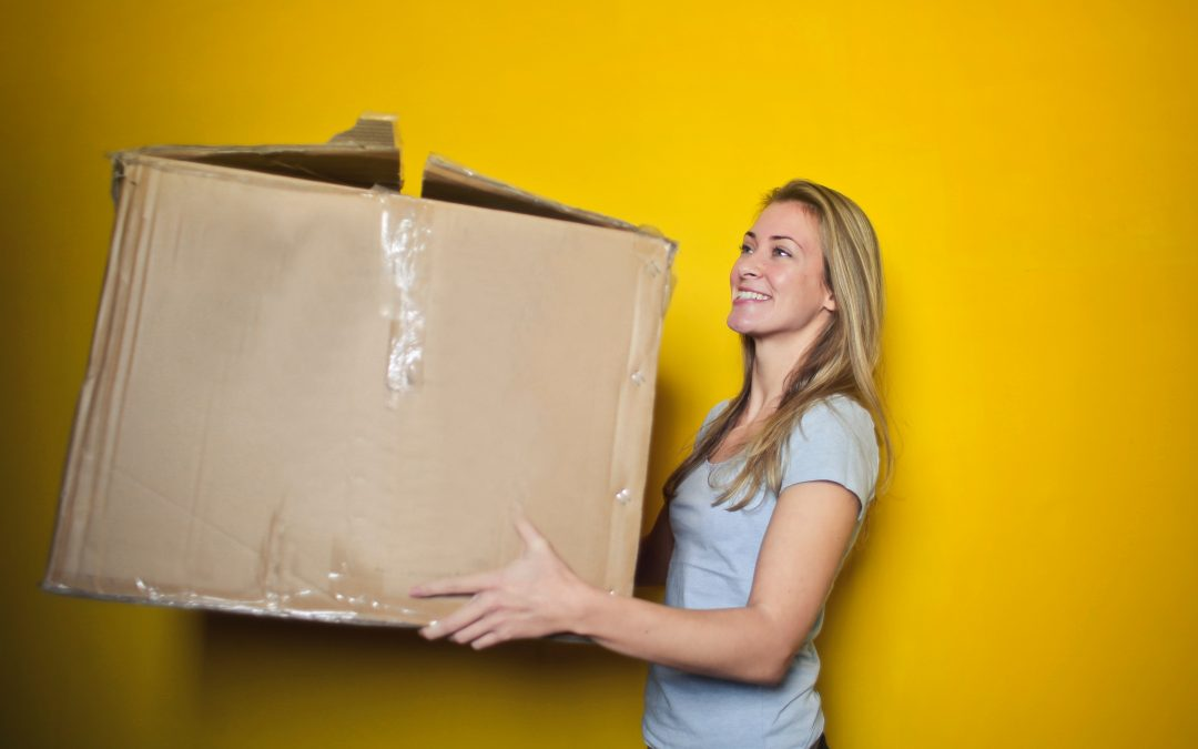 7 Easy Packing & Moving Tips